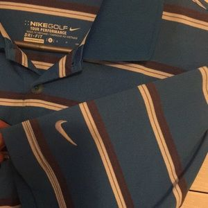 Nike Shirts - Nike Polo Shirt